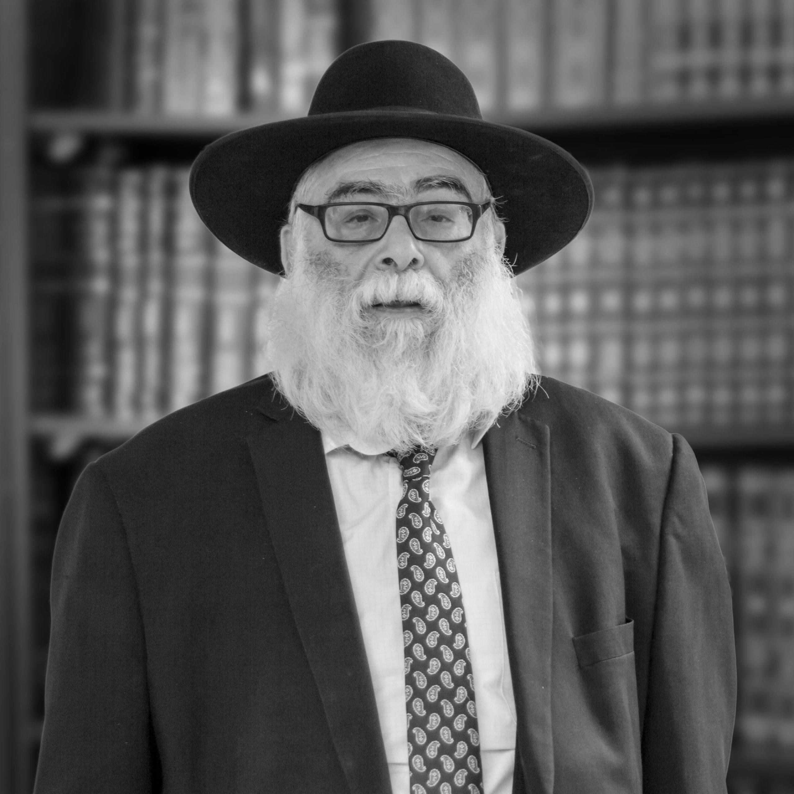 Abraham Acrich - Rabbin de la Communauté d'Alfortville - ACIA