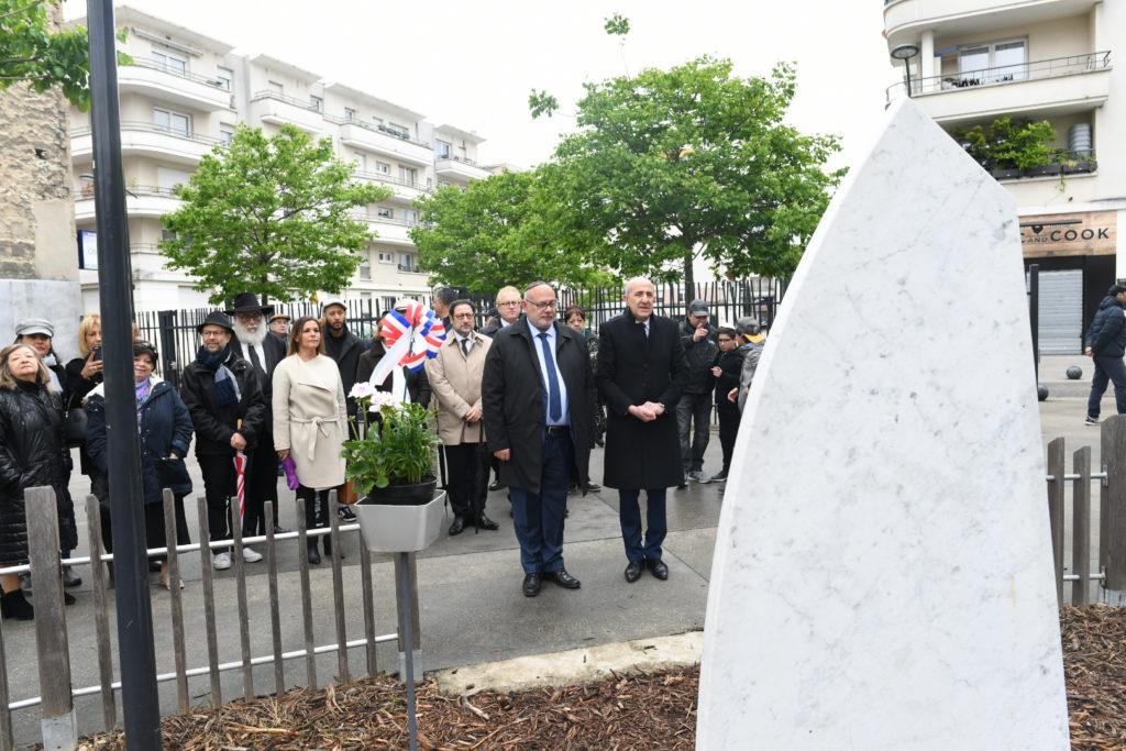 Commémoration stèle 7 - copie