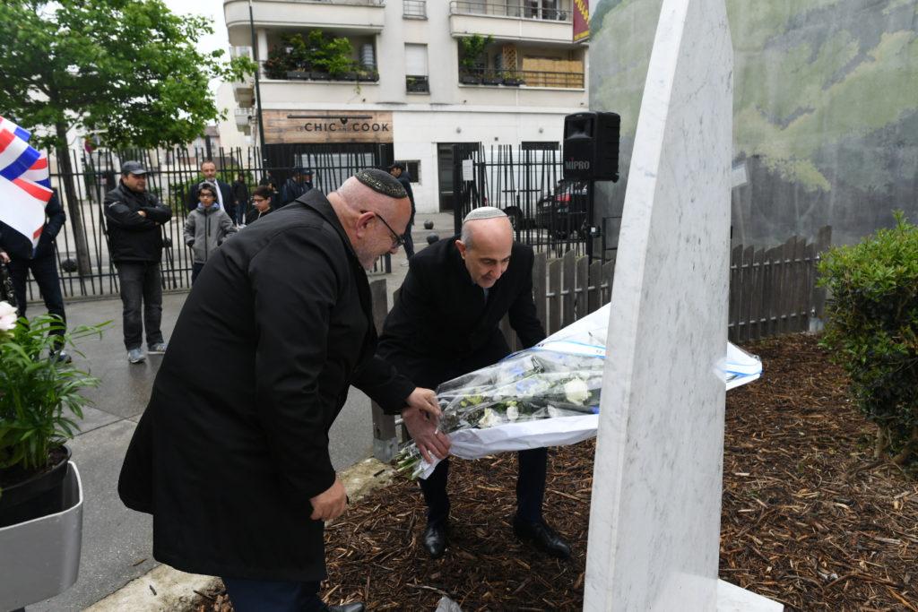 Commémoration stèle 8 - copie