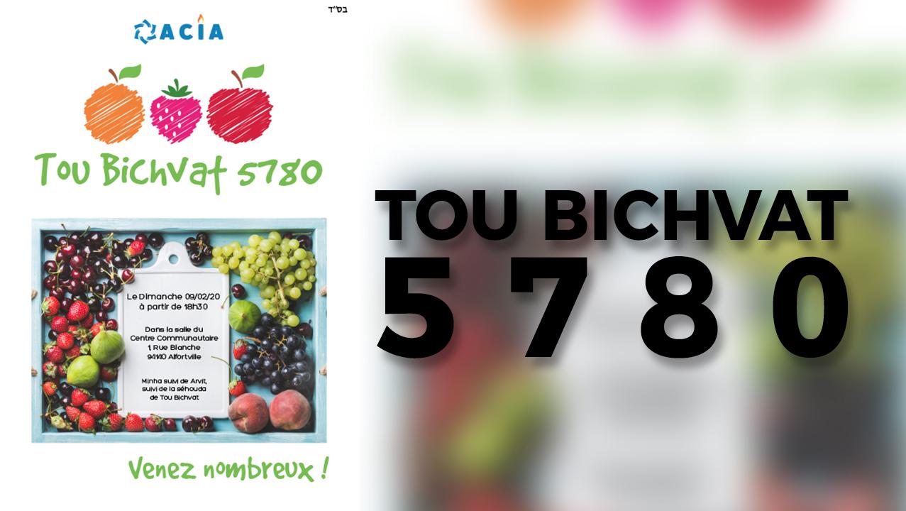 Tou Bichvat 5780